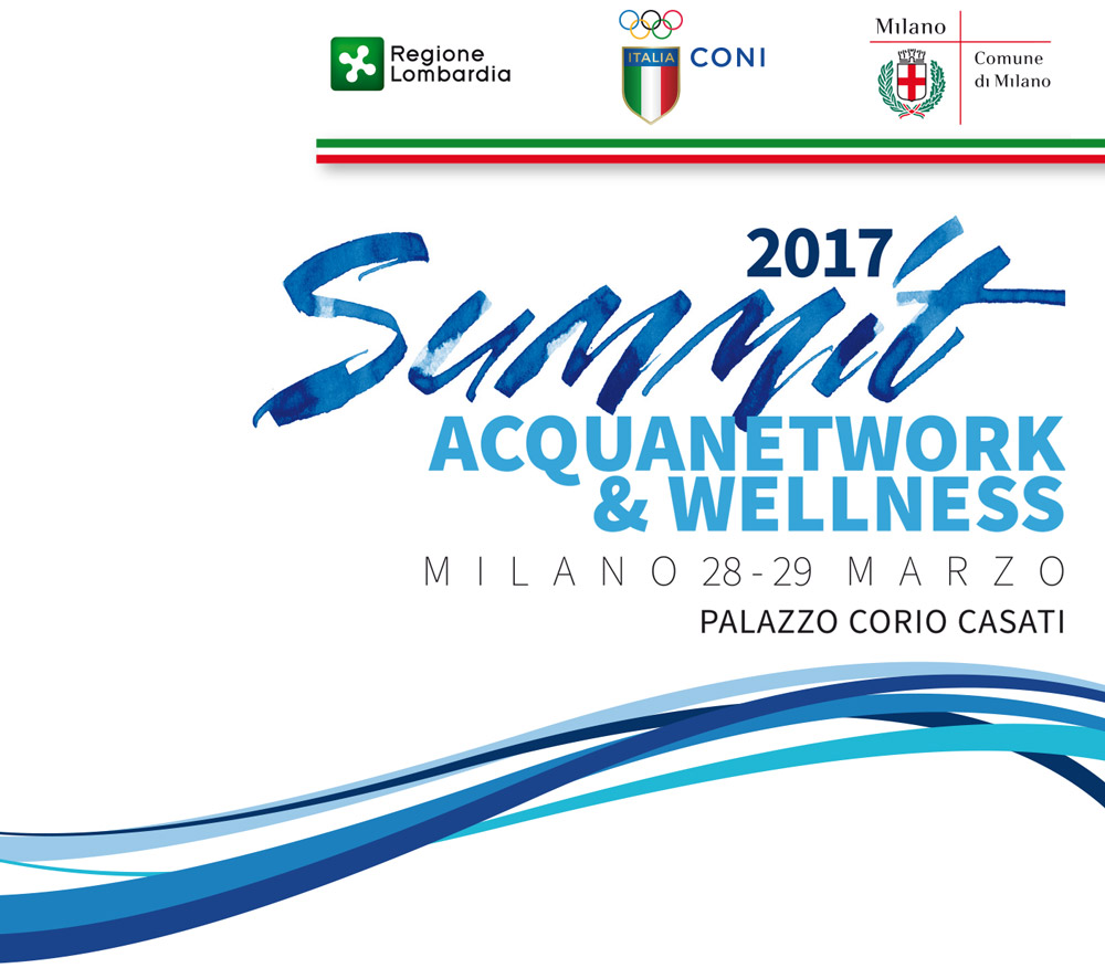 Acquanetwork wellness summit 2017 for Piscina rhyfel
